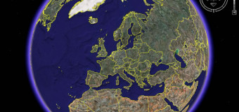 Skryté miesta po celom svete, o ktorých ste možno nevedeli (Google Earth)