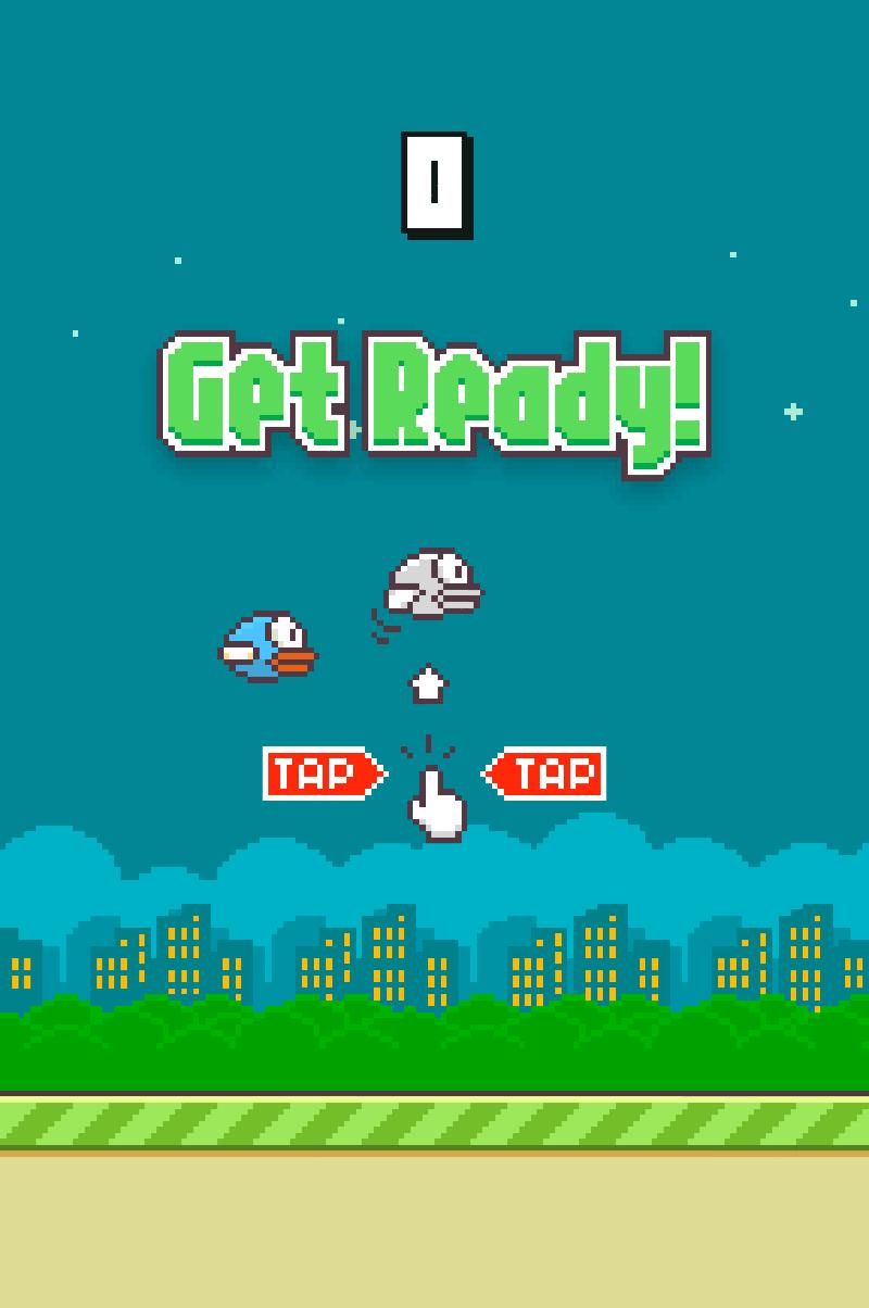 Ako stiahnuť Flappy Bird