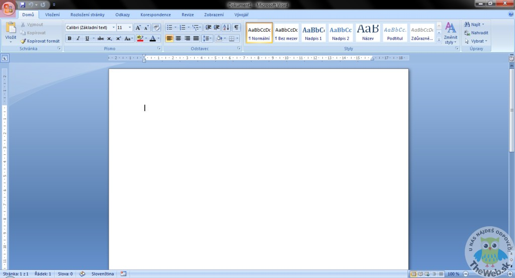Ako uložiť Word do PDF