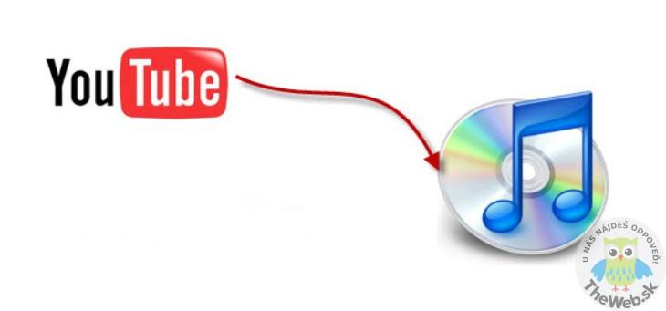 Ako uložiť MP3 z youtube