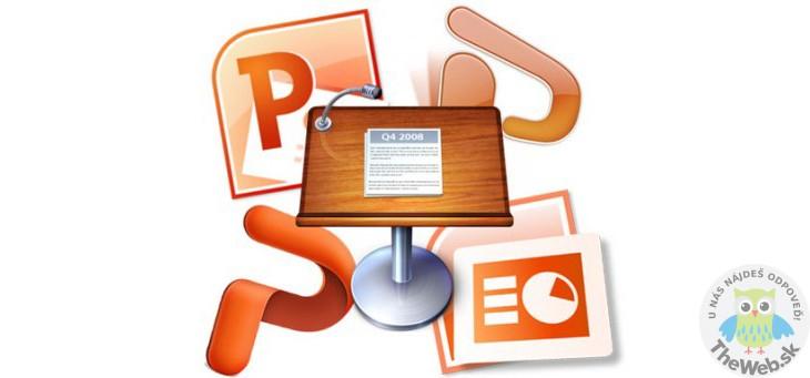 Ako automaticky spustiť prezentáciu (PowerPoint)