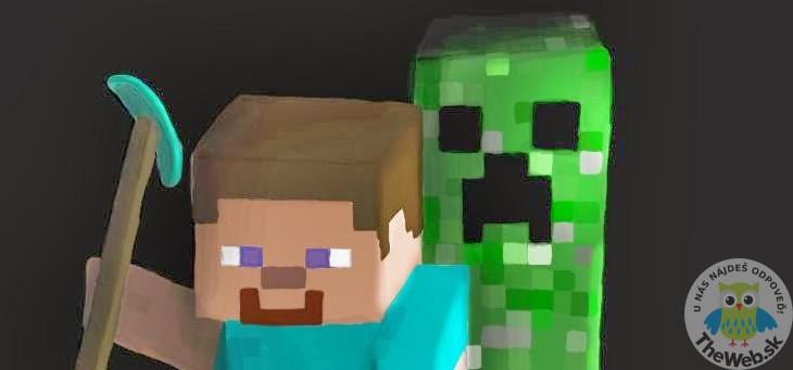 Je to potvrdené! Microsoft kúpil Minecraft!