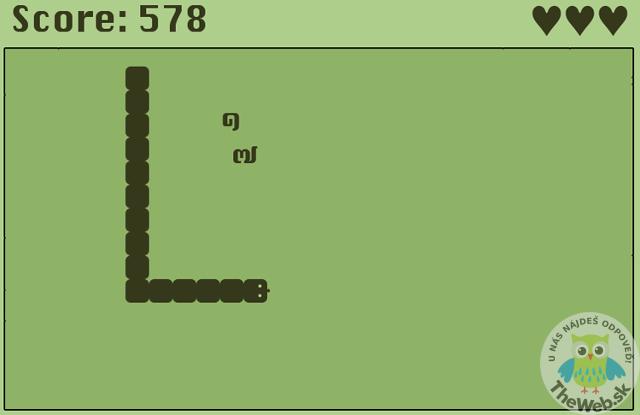 Hrať hada na klávesnici? Toto by si nečakal!