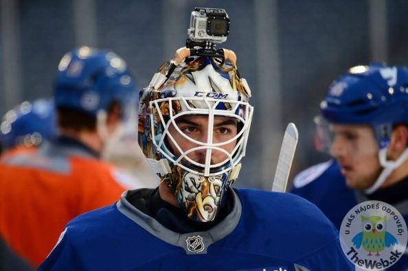 Hráči NHL dostanú na helmy kamery GoPro