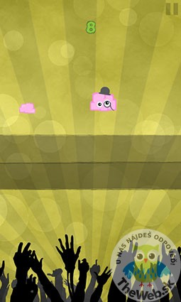 Tappy Brain Party Screen