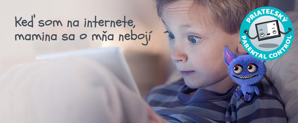 Chráňte svoje deti na internete cez mobilnú aplikáciu od ESET-u