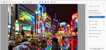 Ako konvertovať obrázky na PDF